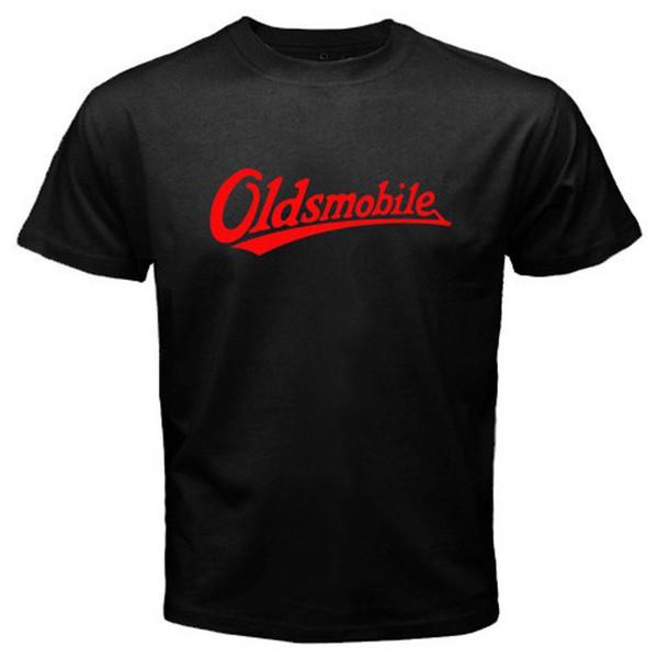 Oldsmobile Logo Classic Tee T-shirt For Men's T-shirt Men Best Deals Short Sleeve Crewneck Cotton 3XL Couple Tee Shirts