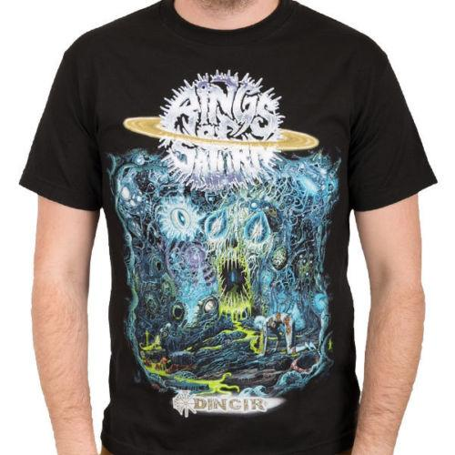 Rings Of Saturn Dingir Shirt S M L XL XXL 3XL Death Metal Official T-Shirt