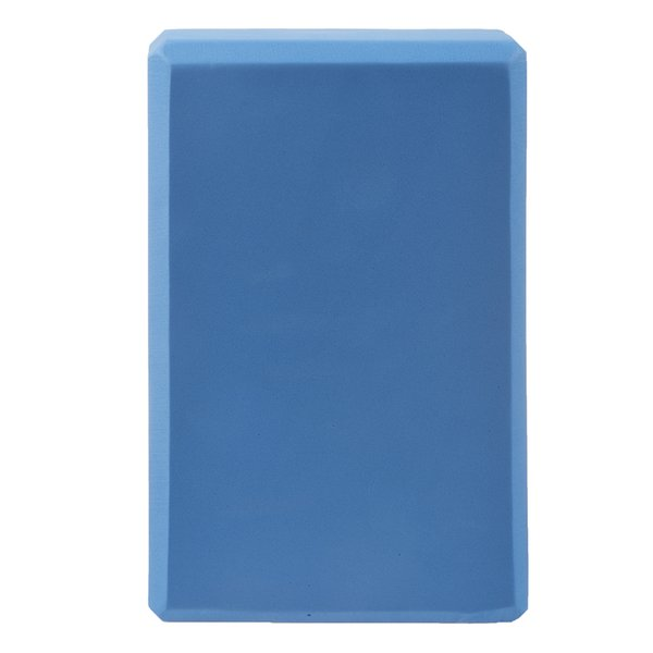 Blue Yoga Block for Exercise Fitness Healthy Life