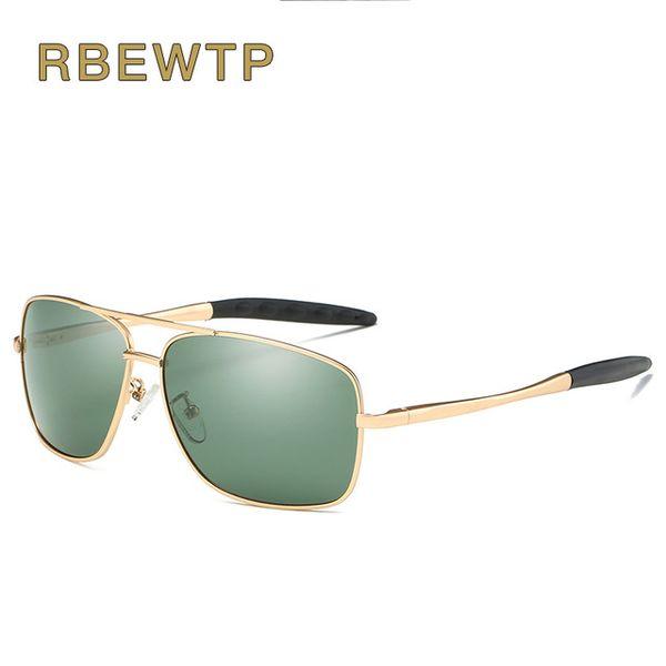 Color de los lentes: Gold Green