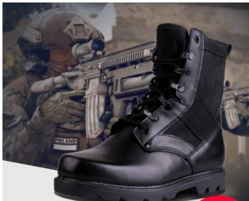 Type 2018 combat boots male super light special forces four seasons training boot tactics land penetration
