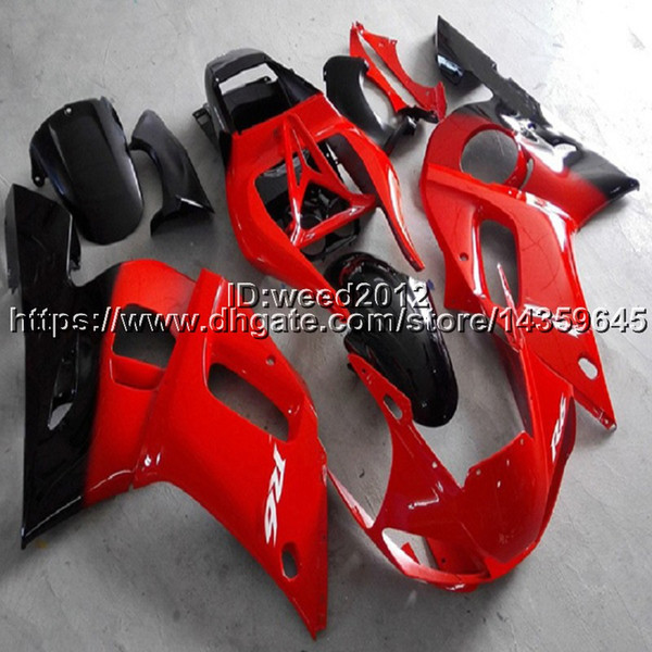 23colors+5Gifts manufacturer customize Full fairing kits for Yamaha YZFR6 1998 1999 2000 2001 2002 YZF-R6 1998-2002 ABS Plastic Bodywork Set
