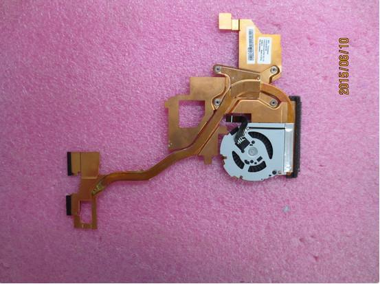 Nuovo originale per Lenovo ThinkPad CPU portatile FAN X1 Helix 1 CPU Raffreddamento Dissipatore Ventola di raffreddamento del radiatore 04X0431