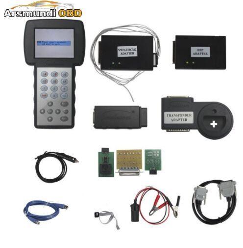 DHL libera el envío V0346.0605 Datos Smart3 + IMMO COMPLETO con licencia original Profesional de nueva generación Inmovilizador y programador clave OBD2