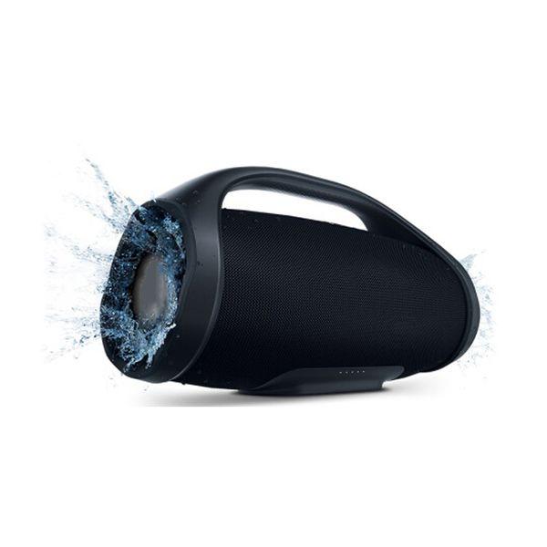 Boombox Altavoz Bluetooth 3D Subwoofer HIFI Subwoofer estéreo portátil al aire libre subwoofers con caja al por menor