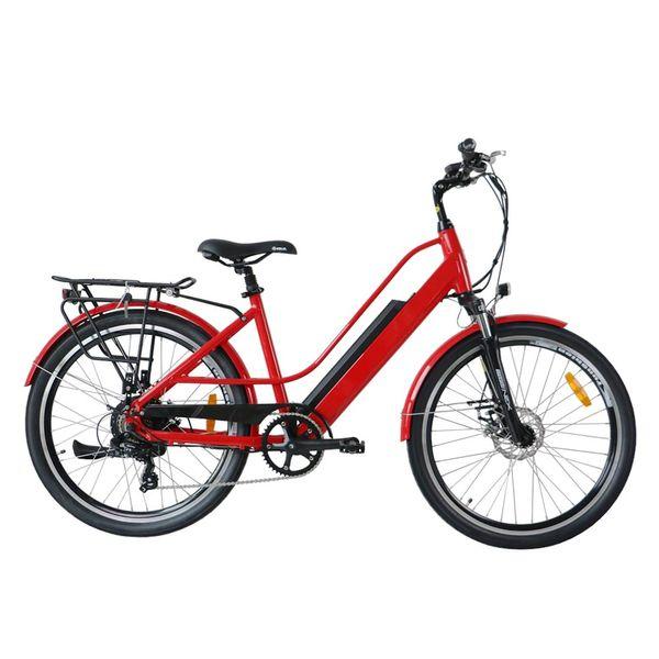 electric city bike 36V350W 8fun bafang hub motor 12.5Ah lithium battery US CA free shipping
