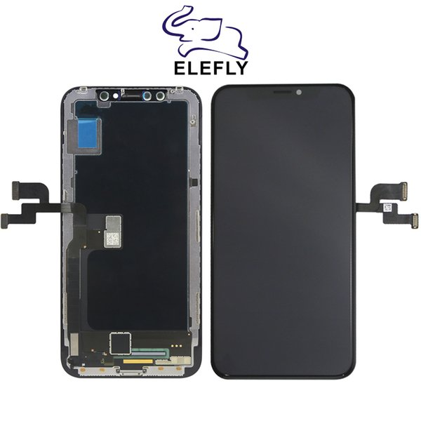 OEM Quality For iPhone X LCD Display Touch Screen Replacement with Full Assembly Tested with Free Shipiping