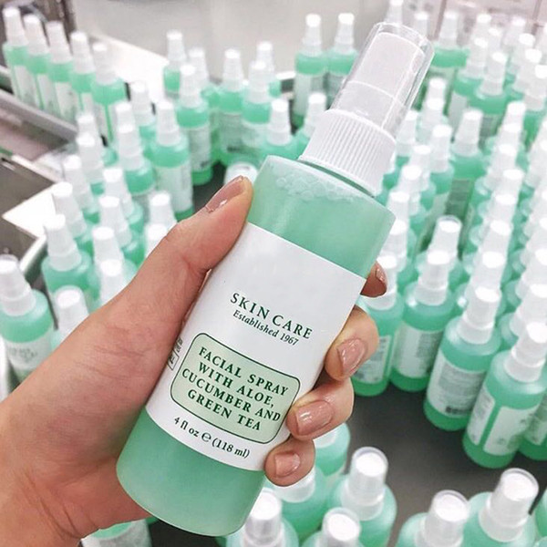 mario badescu skin care facial spray with aloe cucumber and green tea herbs and rosewater 118ml face toners 48pcs dhl free