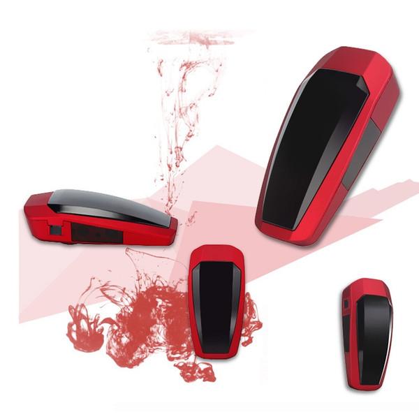 Smart Bicycle Light Feu arrière USB Chargeable / Feu arrière / Tous les feux arrière intelligents / feu de freinage de vélo / Interrupteur automatique