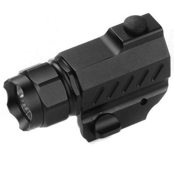 TrustFire G02 CREE LED Taktische Gewehr Taschenlampe 2-Mode 600LM Pistole Pistole Fackel
