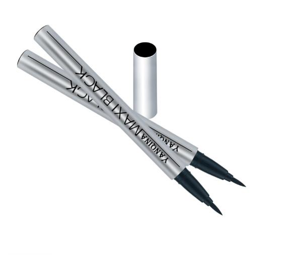 Großhandel Hot Ultimate Black Liquid Eyeliner langlebige Wasserdichte Eye Liner Bleistift Stift 5 Farbe Schöne Make-Up Kosmetische Werkzeuge