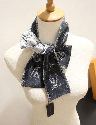 Fashion brand designer super soft high quality silk ribbon multi functional fashion headscarf bow tie handbag strap size 8*120 cm with box