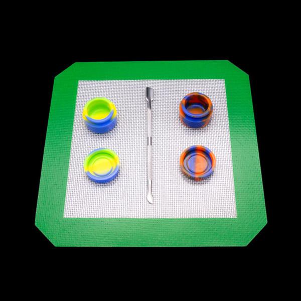 Dab Werkzeug Dabber Bongs Silikon Pad Rauchen Zubehör Glas Dabber Werkzeug Wachs Glas Öl Rigs Dab Stick Carving Werkzeuge für Vapor E Nägel