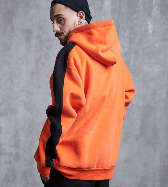 Europe and the United States fashion brand men's clothing 2018 autumn winter loose pure color hat factory wholesale and retail