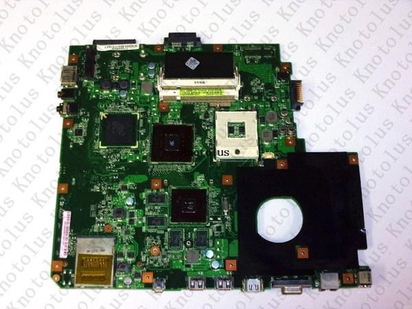 69N0FDM11B13-01 für Asus N51VN Laptop Motherboard 60-NWBMB1100-B13 DDR2 Kostenloser Versand 100% Test ok