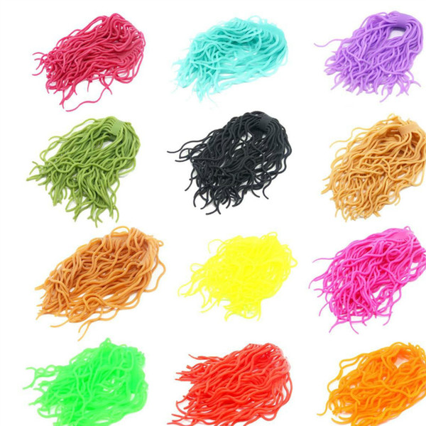 top popular SAMSFX Fly Tying Material Worms Body Fly Flies Lures Baits Squirmy Wormy Making Fly Tying Material Ultra Stretchy 2020