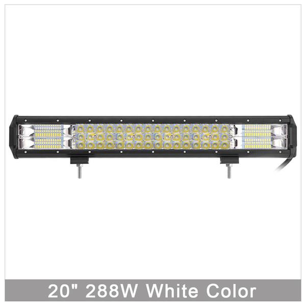 288W White