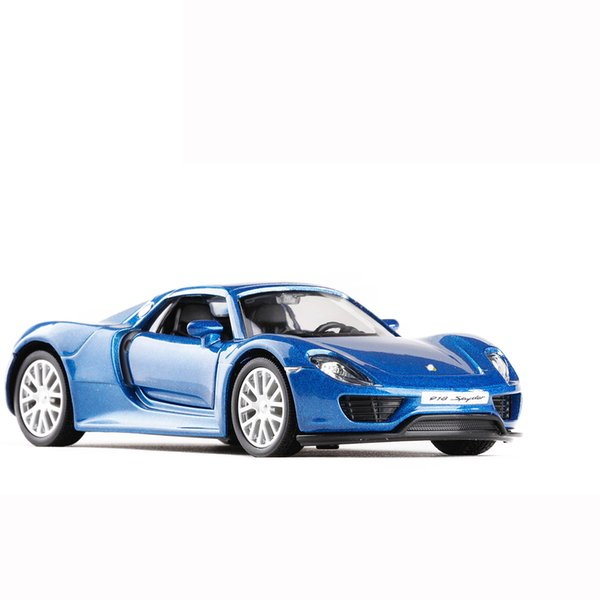 Alloy Car Model Toy World Famous Classic Sports Car High