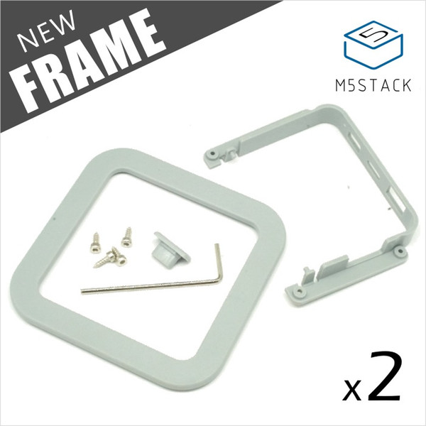 M5Stack FRAME Panel Extended Install Components (2 Sets)