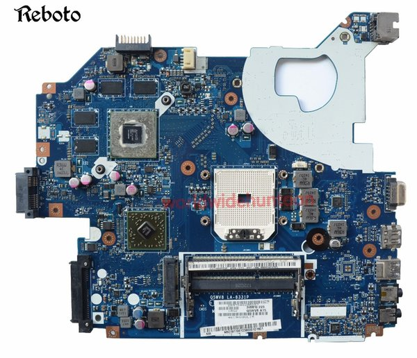 Classy Motherboard For Acer Aspire V3-551 V3-551g Laptop With Socket FS1 HD7670 P/N NBC1811001 Q5WV8 LA-8331P DDR3 Fully Tested