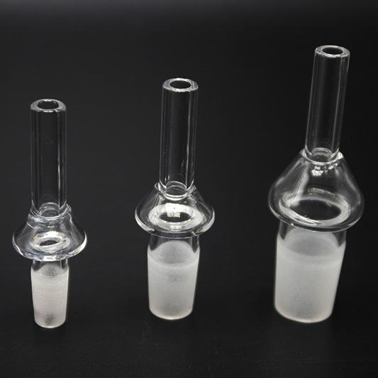 100% Quartz Tip 10mm 14mm 18mm Joint For Honey Bird Kits Dab Rig Glass Water Bong Smoking Accessary for Smoking