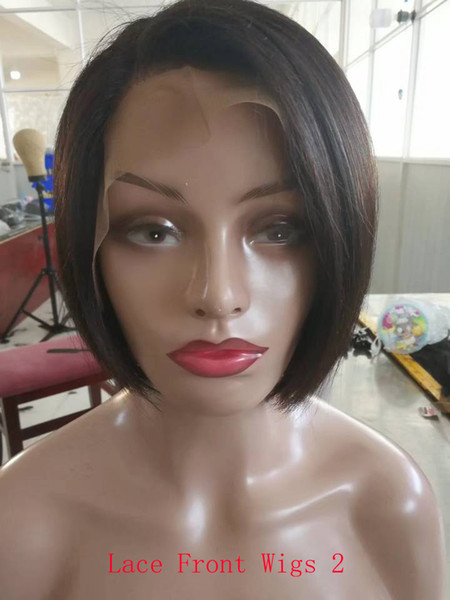Lace Front Wigs 2