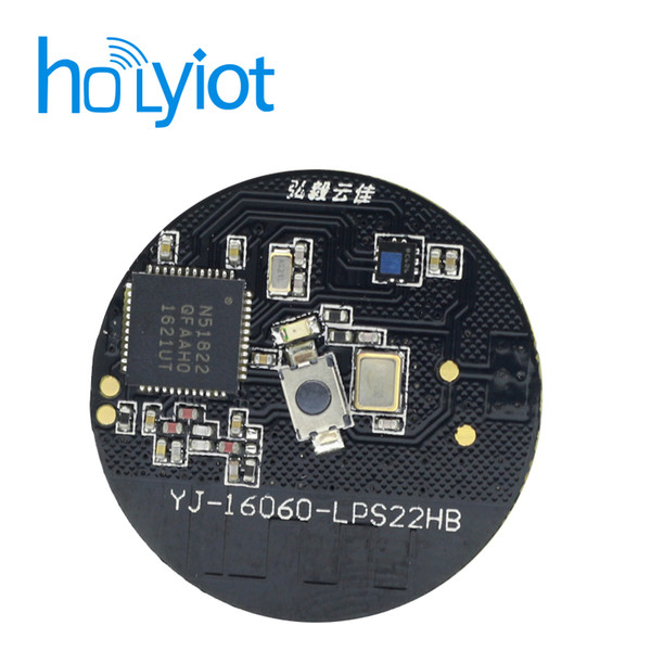 Barometer Sensor NRF51822 Bluetooth Module Ibeacon LPS22HB, CR2032 Battery  Holder Smart House Technology Home Automation Reviews From Nori, $24 61|
