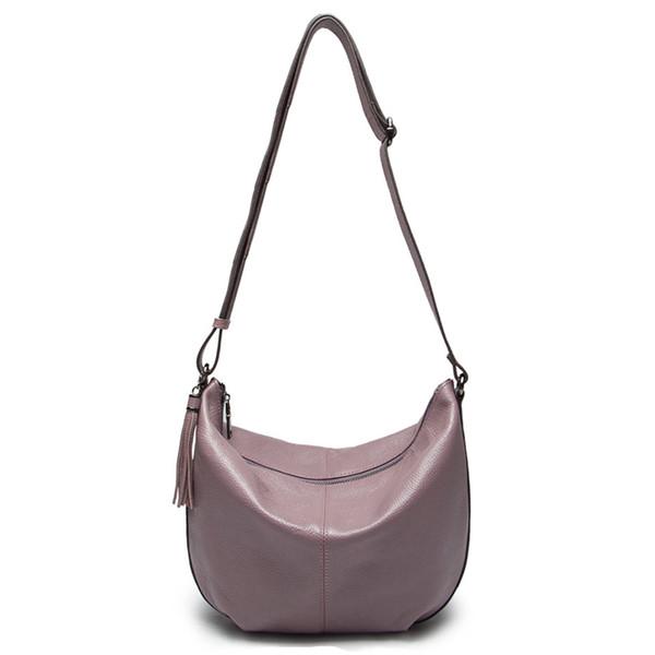 Garanzia in pelle 25 * 22 * 10 CM, borsa donna HOBO, borsa a tracolla donna in vera pelle, borsa a tracolla in vera pelle naturale al 100%