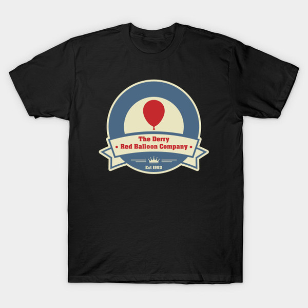 The Derry Red Balloon Factory T-Shirt