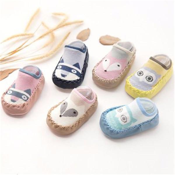 Baby Shoes Socks Children Infant Cartoon Hot Baby Gift Kids Indoor