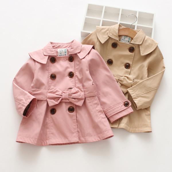 Vieeoease Kızlar Kadife Ceket Çiçek Çocuk Giyim 2018 Sonbahar Moda Uzun Kollu Yay Hırka Ceket EE-537