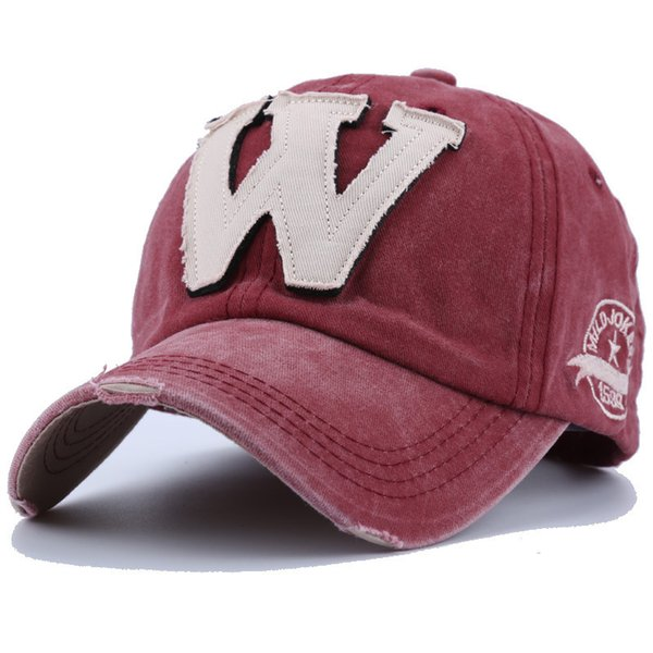 2018 High Quality Summer Washed Denim Embroidery Baseball Cap Snapback Hats Hat Men Women Caps Casquette Hats New Boy Girl Cap