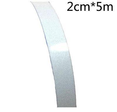 white 2 *500 cm