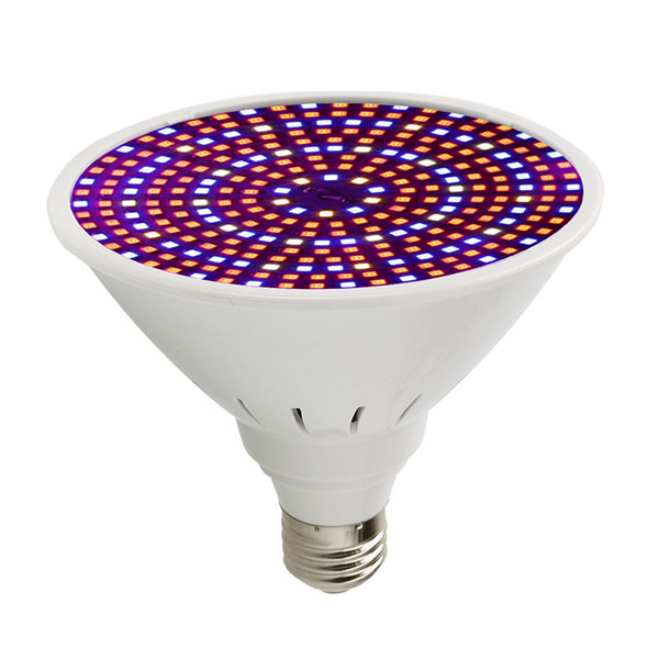 E27 Base 15W 20W 30W led grow light Hydroponic lighting with Clip plants Lamps for hydroponics system indoor garden greenhouse