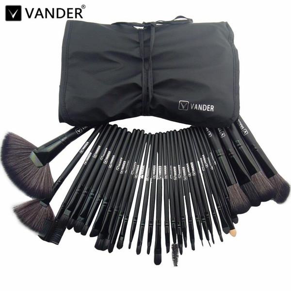32Pcs Makeup Brushes Professional Soft Cosmetics Set Kabuki Foundation Brush Lipstick maquillaje, Brand Make Up Brushes Kits