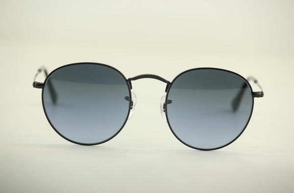 Retro runde Sonnenbrille des freien Verschiffens, 50mm classccial, speziell für TITA-Gruppe
