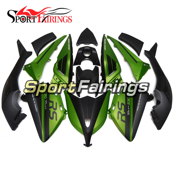 Green Black Injection Fairings For Yamaha TMAX530 2012 - 2014 12 13 14 Year Plastics ABS Fairings Motorcycle Full Bodywork Carenes New