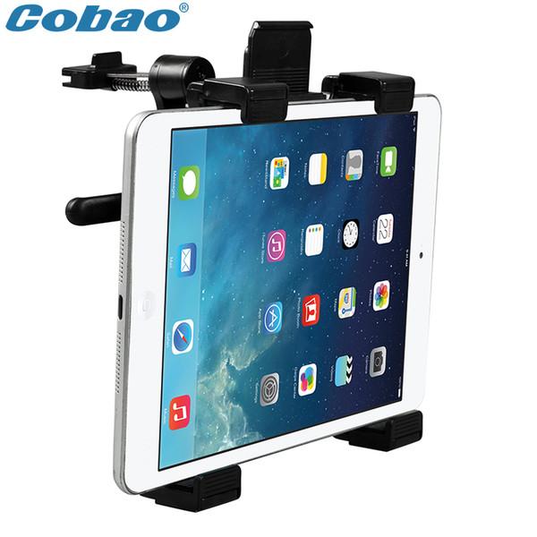 Evrensel tablet PC hava çıkışı standı 7 8 9 10 11 inç tablet araba dağı tutucu Ipad ve Ipad mini için uygun