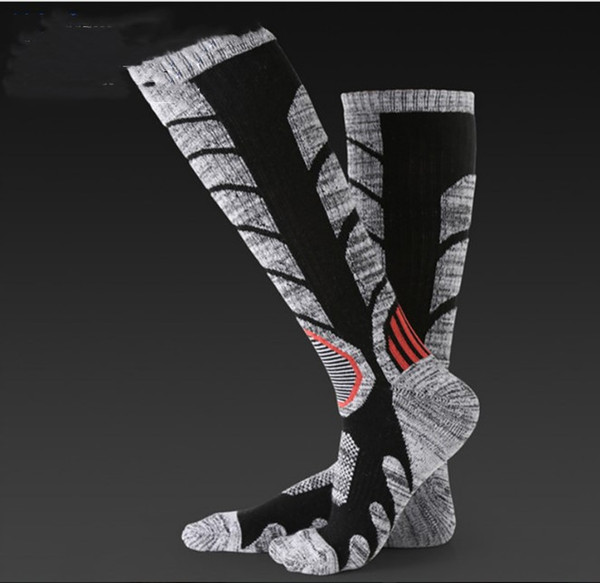 Unisex cotton striped sweat-absorbent breathable non-slip wristband fashion brand explosions hot long socks wholesale and retail