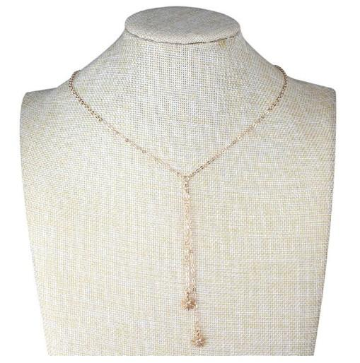 Shinning Sun Necklaces For Girls /Ladies , 18K Gold Silver Tone Fashion Necklaces Simple Womens Dress Accessories