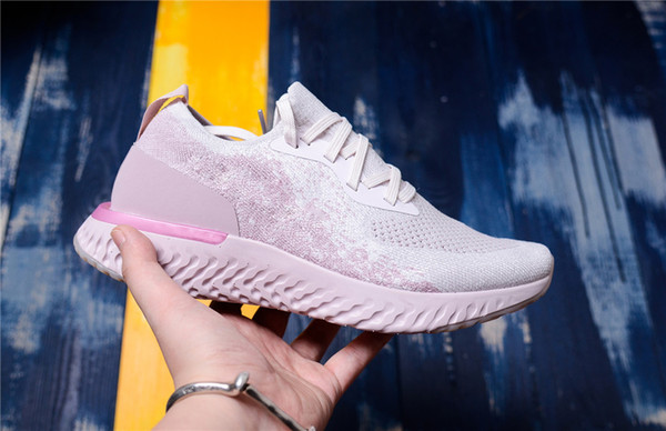 Zapatillas Nike Epic Phantom React para mujeres NegroBlanco