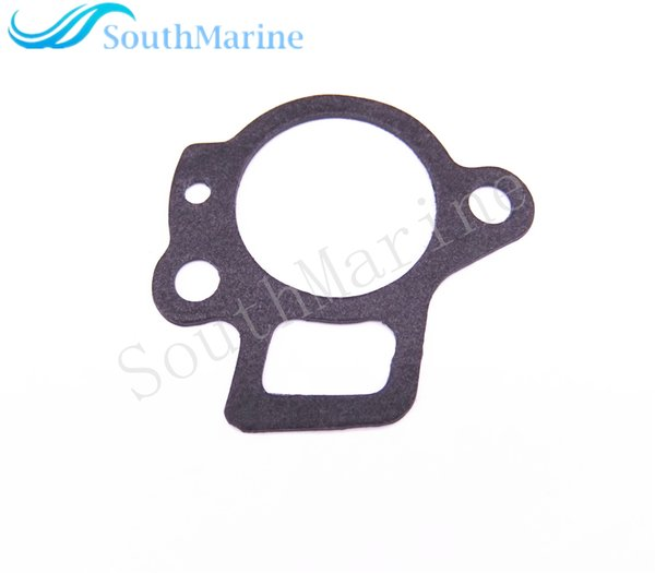 2019 Boat Motor 62Y 12414 00 Thermostat Cover Gasket For Yamaha 4 Stroke Yamaha F Outboard Wiring Diagram on
