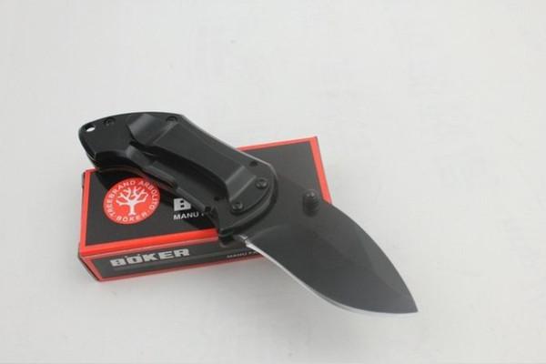 Boker DA33 couteau pliant couteaux camping en plein air chasse poche cadeau couteau de Noël couteau cadeau pour homme 1 pcs livraison gratuite