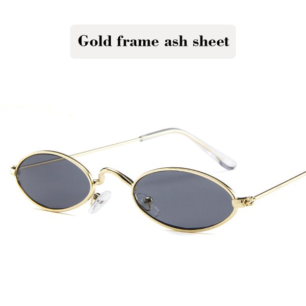 Gold frame ash sheet