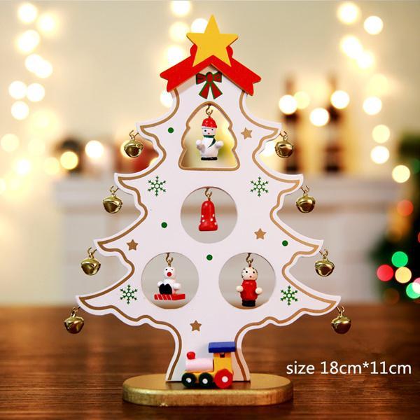 Colore: BiancoAlbero di Natale Altezza: 0,22m