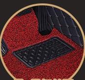 Черный + черный и красный