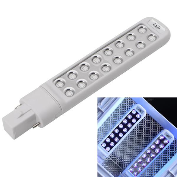 Lampadina della lampada della lampada UV durevole di arte del chiodo di 9W LED per l'essiccatore di cura dello smalto di arte del chiodo