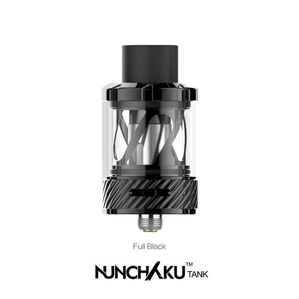 100% original UWELL NUNCHAKU Atomizer 5ml capacity Tank 7 Colors 0.25ohm 0.4ohm Plug-pull Coils Large Clouds DHL free