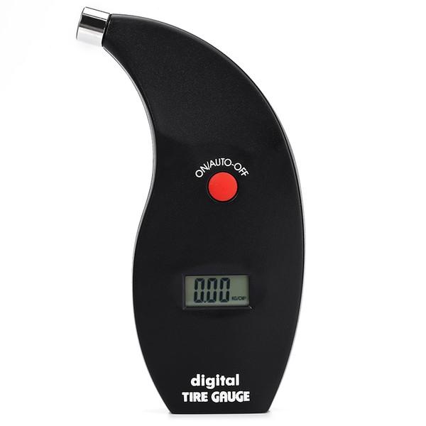 Free Shipping VT801 Car LCD PSI KPA BAR Digital Tire Pressure Gauge Manometer Tester