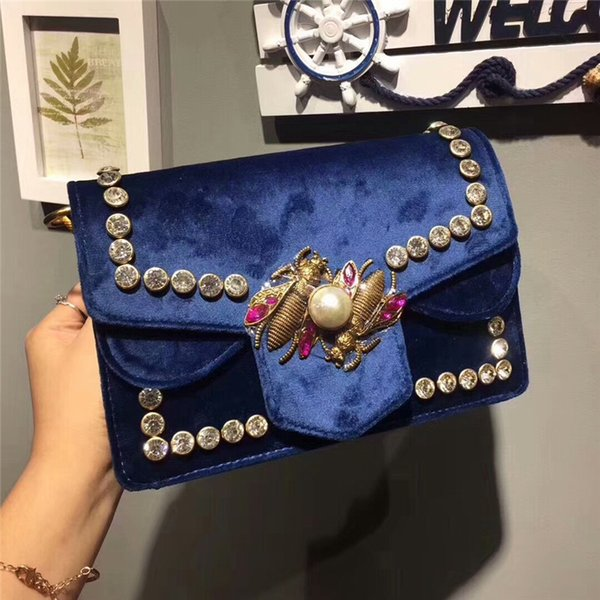 star same style LUXURY Women Shoulder Bag Brand Designer Genuine Leather rivet handbags Women fashion bag Matte process